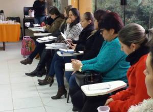 Professores da rede municipal de ensino participam de capacitação do PNAIC