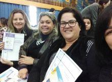 Professores da rede municipal de ensino participam de Fórum Estadual sobre educação infantil