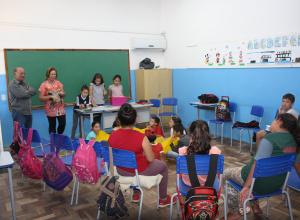 Dilermando de Aguiar avalia turno integral e promove mudanças para o ano letivo 2019