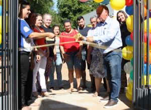 Prefeitura inaugura novo prédio do CRAS e amplia o atendimento