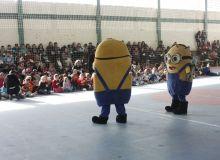 RESPEITÁVEL PÚBLICO | Circo leva alegria, diversão e entretenimento aos alunos da rede municipal de ensino de Dilermando de Aguiar