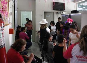 Outubro Rosa é celebrado com festa pelas mulheres dilermandenses